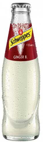 Schweppes 0,20 spicy Ginger