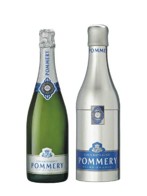Pommery Apanage Metallbox