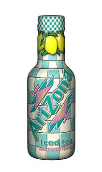 Arizona Iced Tea with Lemon Flavour