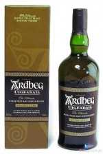 Ardbeg Uigeadail Single Islay Malt Whisky  54,2vol%