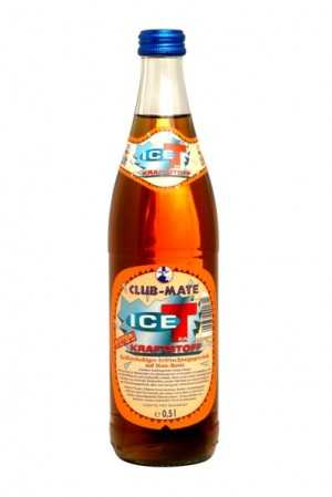 Club-Mate Kraftstoff 22mg Koffein/100ml