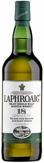 Laphroaig Whisky 18 years 46vol%