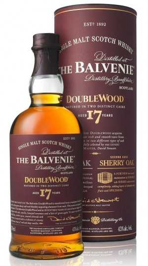 Balvenie Double Wood 17 years **